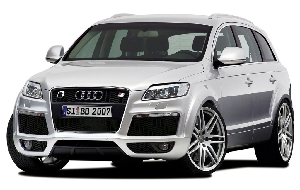 new car Audi-Q7