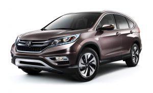 #3 <b>Honda CR-V</b>