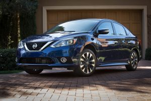 #5 <b>Nissan Sentra</b>