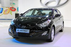 #3 <b>Hyundai Elantra</b>