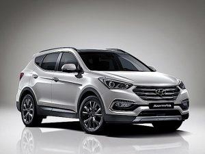 #5 <b>Hyundai Santa Fe</b>