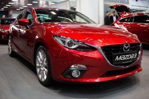 #7 <b>Mazda 3</b>