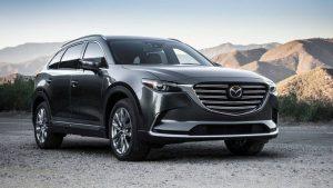 #2 <b>Mazda CX-9</b>